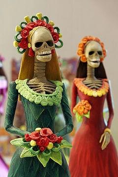 احتفالات يوم الموتي