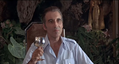Christopher Lee - The Man with the Golden Gun