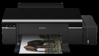 Epson EcoTank L800 driver descargar