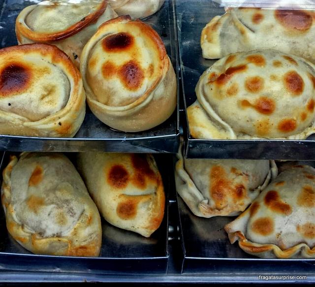 Empanadas - Food Park Butantã - São Paulo