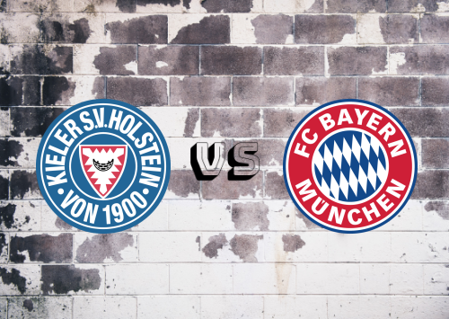 Holstein Kiel vs Bayern München  Resumen y Partido Completo