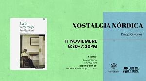 NOSTALGIA NÓRDICA | Club de lectura
