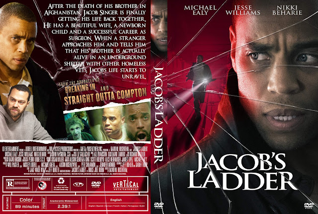Jacob's Ladder (2019) DVD Cover