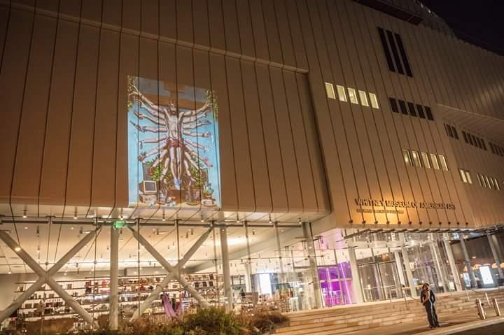 Museus de Nova Iorque projetam obras de exposição censurada em Porto Alegre