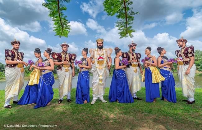 Chandimal Jayasinghe Royal Party 2019 - Pre shoot 2