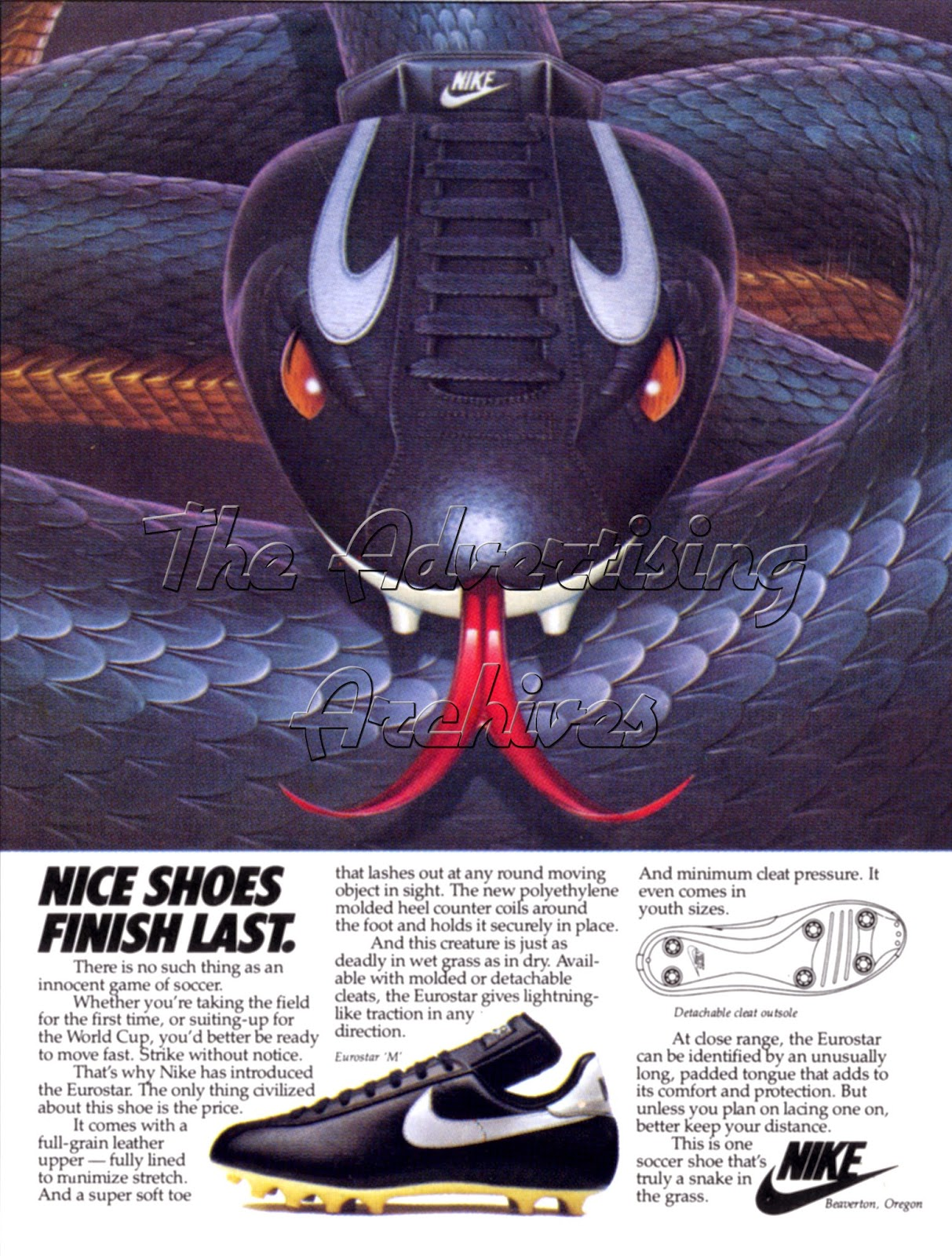 on sale 511fa bb0f7 The Advertising Archives  Nike!