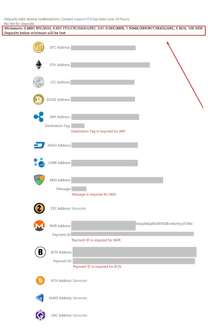Tutorial Cara Deposit Mining di Situs Eobot.com
