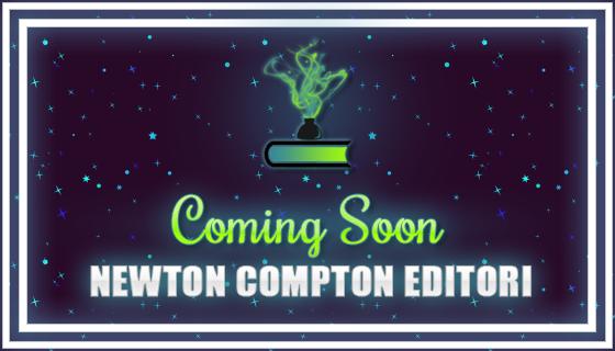 """Coming Soon #03 Da Newton Compton con Amore! Tutte le uscite (certe!) della collana Anagramma """"annunciate"""" a Tempo di Libri"""