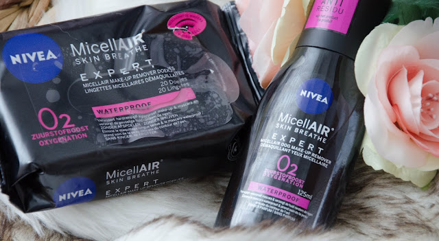 Nivea MicellAIR skin Breathe/ Je teste la nouvelle gamme nivea waterproof.