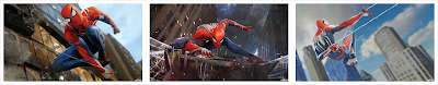 Marvel's Spider-Man Video Game Fine Art Giclee Prints by Grey Matter Art