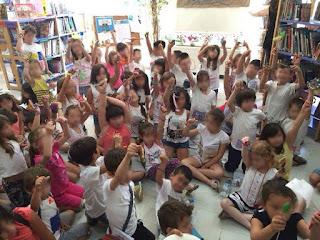 Δήμος Κατερίνης: Γιορτή έναρξης της Καλοκαιρινής Εκστρατείας Ανάγνωσης και Δημιουργικότητας, σήμερα και ώρα 18:00, στις Δημοτικές Βιβλιοθήκες Κατερίνης & Κορινού