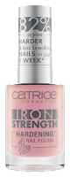 Catrice colour & care Iron Stenght Harding Nail Polish