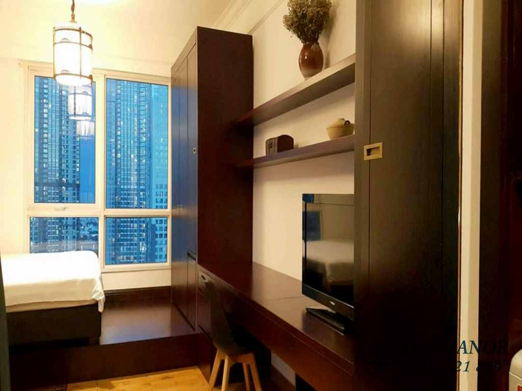Căn hộ cho thuê studio giá rẻ quận Bình Thạnh The Manor 2 - hinh 3