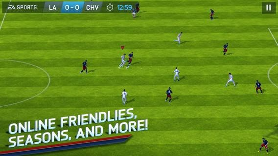 Fifa-14 Best iPhone And Ipad game online