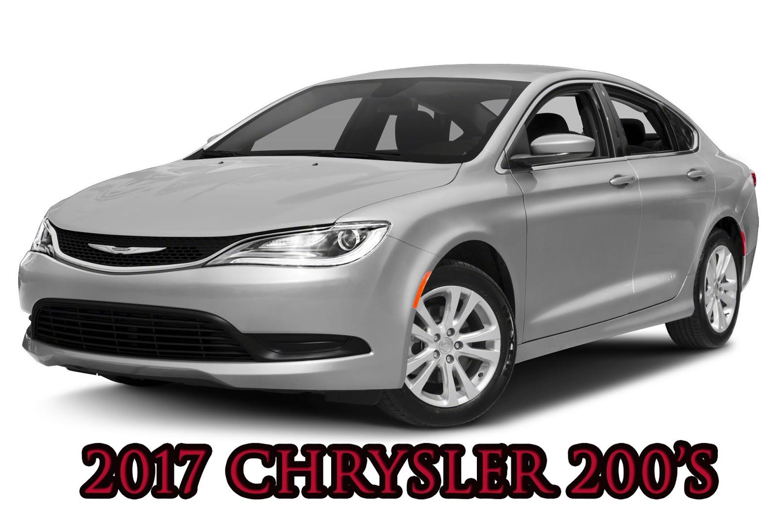 New Car Test Drive >> 2017 Chrysler 200's Reviews : New Car Test Drive