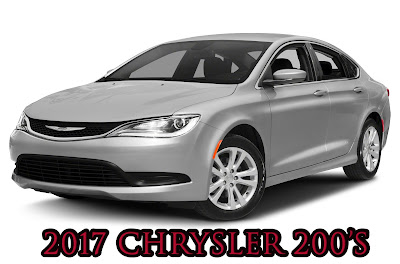 2017 Chrysler 200's Reviews : New Car Test Drive