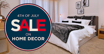 Fourth Of July Sales 2017 on Home Decor