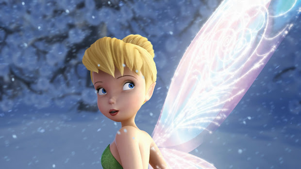 Wallpaper Tinkerbell Hd 1080p Title