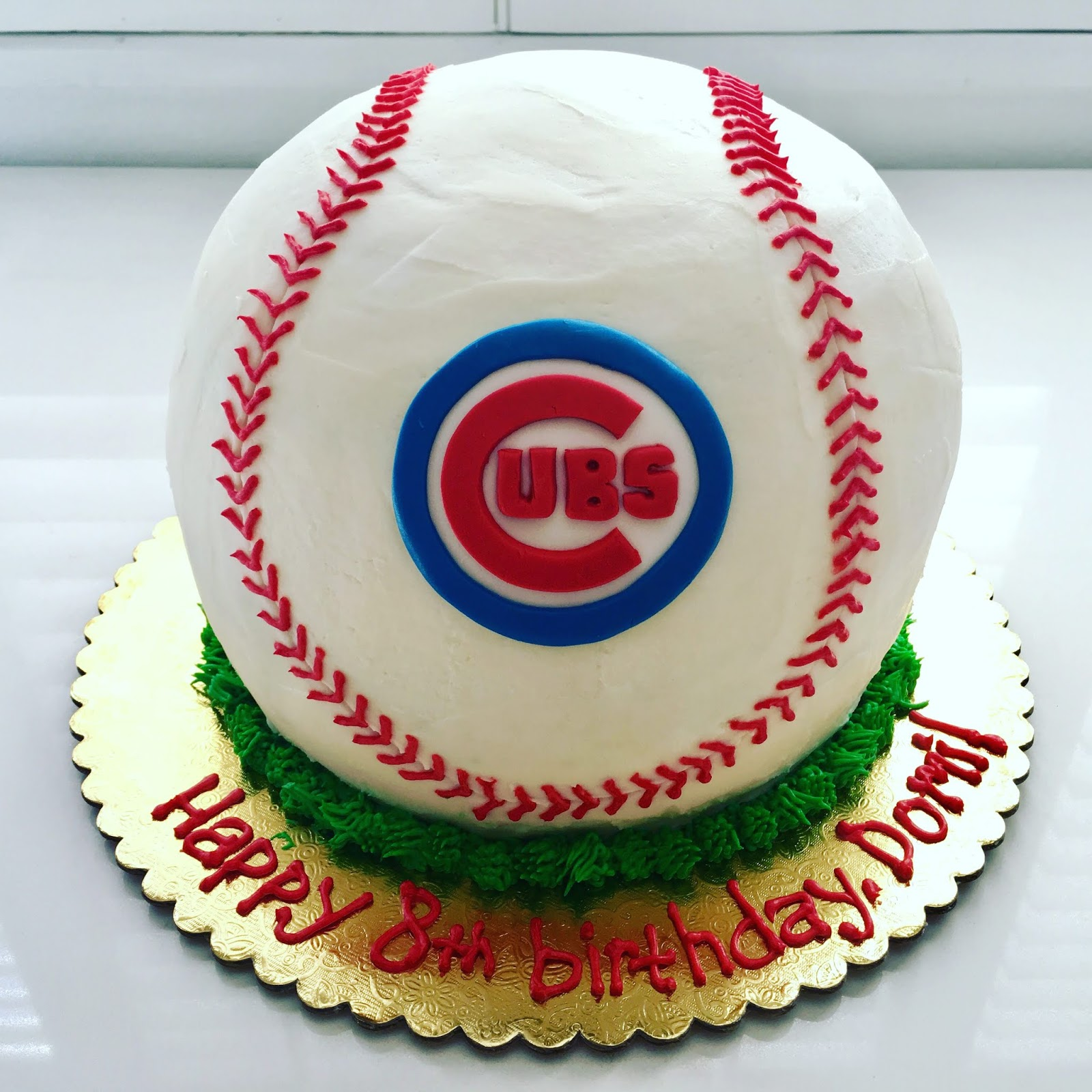 Night Baking Stuff I Havent Posted Go Cubs Go