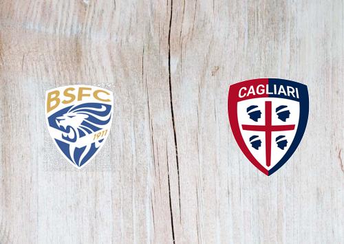 Brescia vs Cagliari -Highlights 19 January 2020