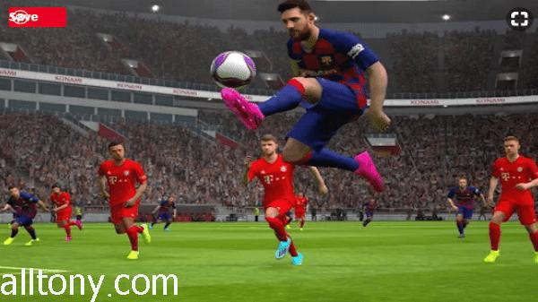 تحميل eFootball PES 2020 للأندرويد رابط مباشر