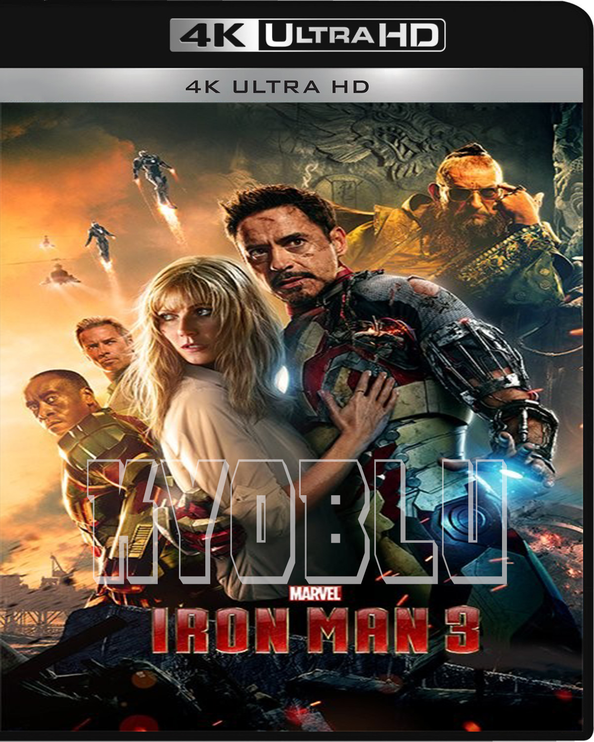 Iron Man 3 [2013] [UHD] [2160p] [Latino]