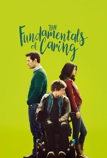 The Fundamentals of Caring (2016) 720p Film indir