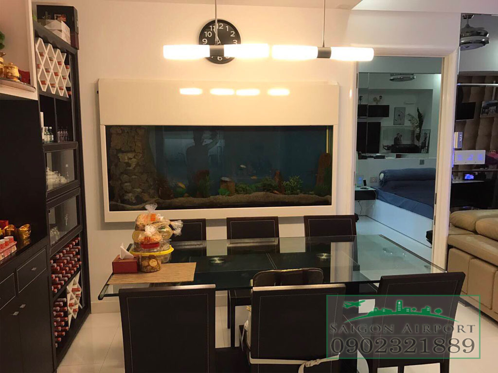 Bán căn hộ Saigon Airport 3 phòng ngủ tầng 9 - hình 2