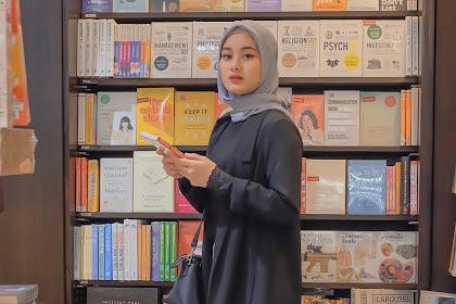 Intip Cantik-nya Dinda Hauw Setelah Mantan Mengenakan Hijab