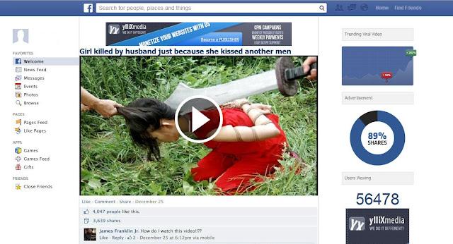 Facebook Banned Live viral Videos on 2017