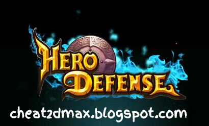 Hero Defense on facebook