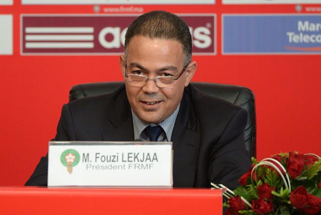 CHAN / الكاميرون 2021 : رئيس FRMF في مبارزة مع رئيس الاتحاد الجزائري !