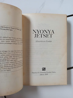 Nyonya Jetset Based On A True Story