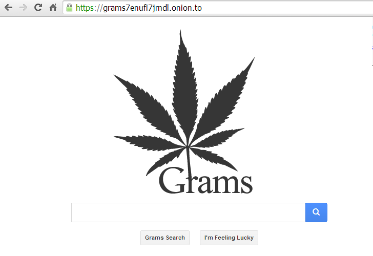 Grams - First Search Engine for Underground Black Markets