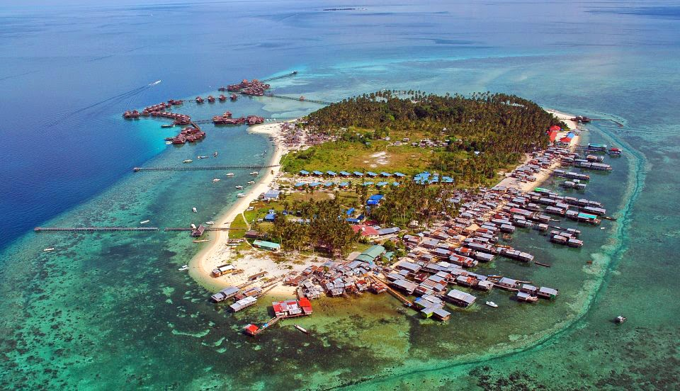 Pulau Mabul, Sabah