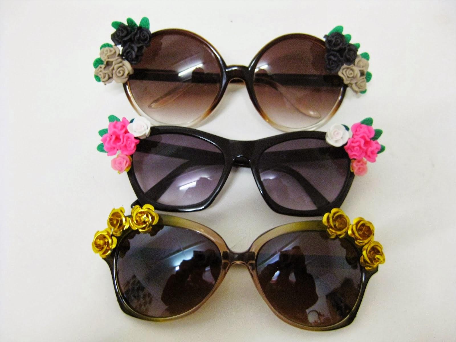 Os óculos que aparecem nos desfiles desse ano mostram que o estilo  decoração também faz parte do mundo deles, seja mais simples, modernos ou  mesmo barrocos, ... 4c5ae3faa7