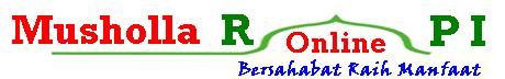 Musholla RAPI Online