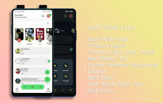 DELTA YOWhatsApp v3.2.1 APK
