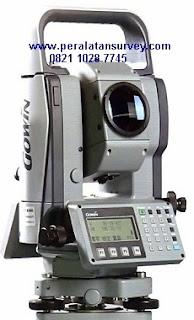 TOPCON GOWIN Tks-202n Total Station Reflectorless 500M - Laser Plummet