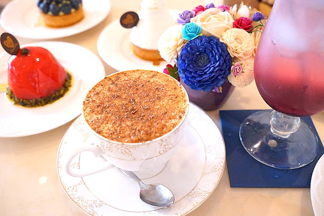 DSC02011 - 熱血採訪│隱藏在台中七期的藍帶甜點,金心盈福Cuore D'oro法義甜點