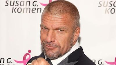 Triple H a Royal Rumble-ről és Kurt Angle beiktatásáról