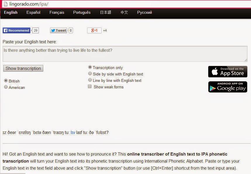 Pronunciation Bites: Tools & Apps #1: Typing IPA symbols