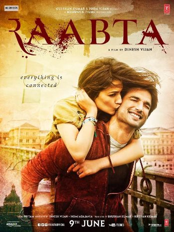 Raabta (2017) ταινιες online seires oipeirates greek subs