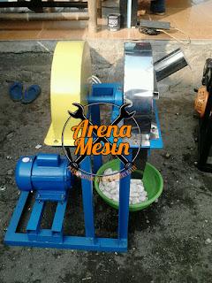 mesin pemotong keripik bulat