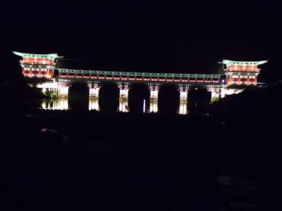 puente Woljeonggyo Gyeongju