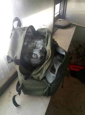 Συνελήφθη 24χρονος ημεδαπός στο Ασπροκκλήσι Θεσπρωτίας με 3 κιλά και 132 γραμμάρια κάνναβης