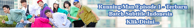 Asia Drive | Download Running Man Episode 1 - Terbaru Batch Subtitle Indonesia