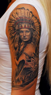Cherokee Tribal Tattoos