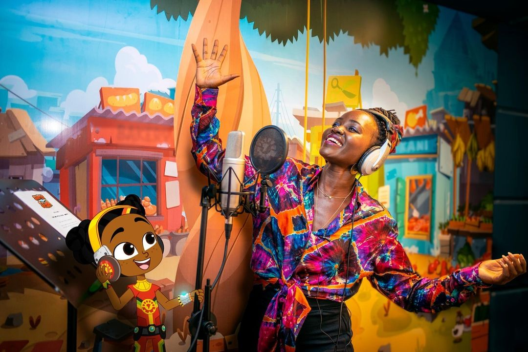 Lupita Nyong'o Teams Up With Kukua For 'Super Sema', A Series About An African Girl On A Mission To Change The World With The Power Of Determination, Creativity & STEAM