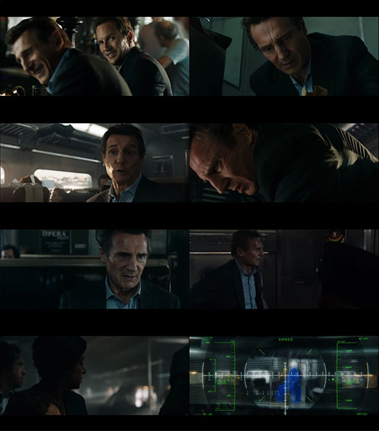 The Commuter (2018) 1080p